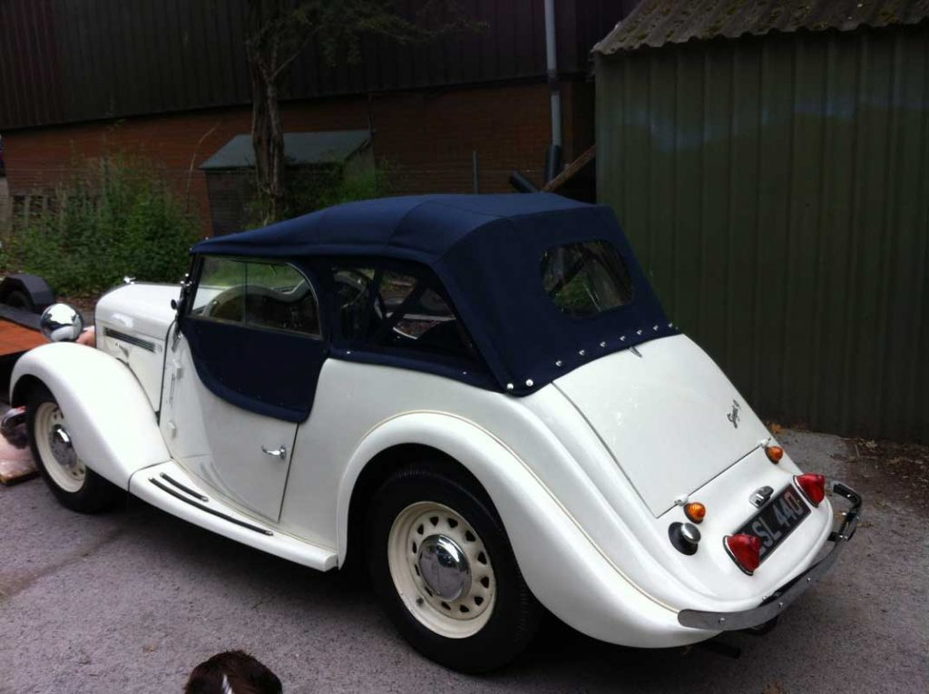 West Country Trimmers Vintage Classic Amp Modern Vehicle